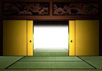 和室とふすまのイメージ