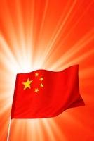 中国国旗イメージ