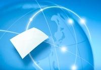 地球とEメール
