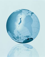 地球 02050012448| 写真素材・ストックフォト・画像・イラスト素材|アマナイメージズ