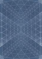 アブストラクト(左右対称のパターン)