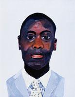 黒人のビジネスマン イラスト 02112010014| 写真素材・ストックフォト・画像・イラスト素材|アマナイメージズ