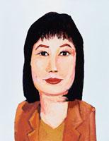 日本の女性        イラスト