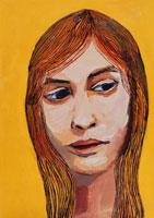 外国人の女性 イラスト 02112010129| 写真素材・ストックフォト・画像・イラスト素材|アマナイメージズ
