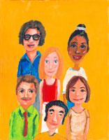 世界の人々 02112010245| 写真素材・ストックフォト・画像・イラスト素材|アマナイメージズ
