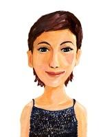 ショートヘアで黒のドレスを着た女性 02112010322| 写真素材・ストックフォト・画像・イラスト素材|アマナイメージズ