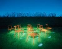 椅子      魚沼 新潟県 02143010020| 写真素材・ストックフォト・画像・イラスト素材|アマナイメージズ
