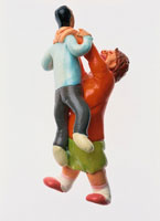 夫婦喧嘩 フィギア