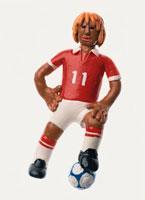 フィギア サッカー選手