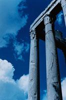 Roman Ruins, Roman Forum, Rome, Italy