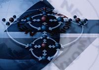 ネットワークイメージ CG