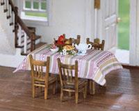 食卓 ミニチュアクラフト