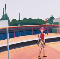 ミニスカートの女の子 コラージュ 02218000005| 写真素材・ストックフォト・画像・イラスト素材|アマナイメージズ