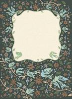 鳥と花と葉  02221000265| 写真素材・ストックフォト・画像・イラスト素材|アマナイメージズ