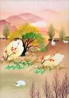 3月〜梅や水仙が咲く春で遊ぶ・大沼公園