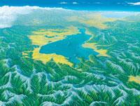 琵琶湖大パノラマ