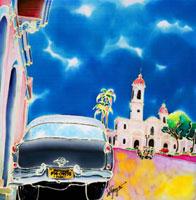 キューバのシエンフエゴス