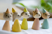 子犬の合唱団 02240000070| 写真素材・ストックフォト・画像・イラスト素材|アマナイメージズ