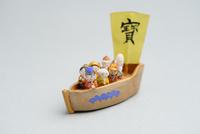 宝船 02240000135| 写真素材・ストックフォト・画像・イラスト素材|アマナイメージズ