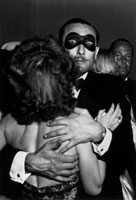 変装してダンスをする人 オーストリア 1950 02265000393  写真素材・ストックフォト・画像・イラスト素材 アマナイメージズ