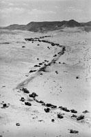 シナイ半島と六日戦争 B/W 1967年 イスラエル