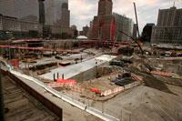 世界貿易センター跡地 2002年 ニューヨーク アメリカ