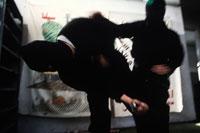 過激派組織ハマスの2人 1993年 ガザ 02265011224| 写真素材・ストックフォト・画像・イラスト素材|アマナイメージズ