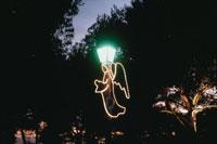 天使のクリスマス飾り ヴァンタブラン プロヴァンス 02265014411| 写真素材・ストックフォト・画像・イラスト素材|アマナイメージズ
