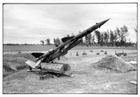 対空ミサイル ベトナム戦争 1972年 ハノイ近郊 ベトナム