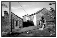 農村の民家とニワトリ 1990年 フランス 02265016824| 写真素材・ストックフォト・画像・イラスト素材|アマナイメージズ
