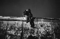 ベルリンの壁 1989年 ベルリン ドイツ