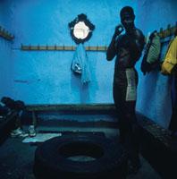 サンタ・ロサ・ボクシングクラブ リオデジャネイロ ブラジル 02265024948| 写真素材・ストックフォト・画像・イラスト素材|アマナイメージズ