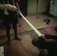 サンタ・ロサ・ボクシングクラブ リオデジャネイロ ブラジル 02265024951| 写真素材・ストックフォト・画像・イラスト素材|アマナイメージズ
