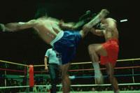 ボクシングの試合 バンコク タイ