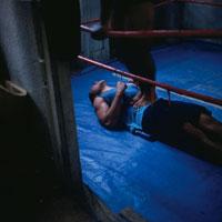 サンタ・ロサ・ボクシングクラブ リオデジャネイロ ブラジル 02265024980| 写真素材・ストックフォト・画像・イラスト素材|アマナイメージズ