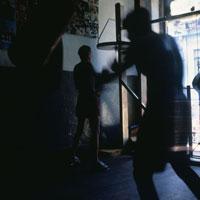 サンタ・ロサ・ボクシングクラブ リオデジャネイロ ブラジル 02265024982| 写真素材・ストックフォト・画像・イラスト素材|アマナイメージズ