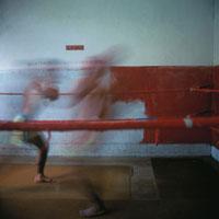 サンタ・ロサ・ボクシングクラブ リオデジャネイロ ブラジル 02265024983| 写真素材・ストックフォト・画像・イラスト素材|アマナイメージズ