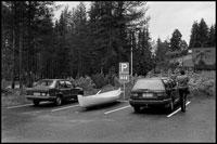 駐車場 02265027922| 写真素材・ストックフォト・画像・イラスト素材|アマナイメージズ