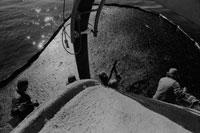 オイルで汚染された海 02265028160| 写真素材・ストックフォト・画像・イラスト素材|アマナイメージズ