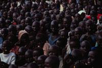 エチオピアに避難して来たスーダン難民