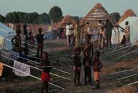 スーダン難民の子供達、エチオピア