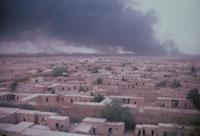イラン軍によるイラク領内の爆撃 イランイラク戦争 1986年