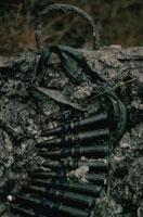 戦場に残された銃弾 フォークランド諸島 1984年