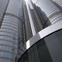 高層ビル 俯瞰