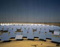 欧州で最初に商業化された太陽光発電所