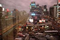 JAPAN. Tokyo. Shinjuku area. 1996.