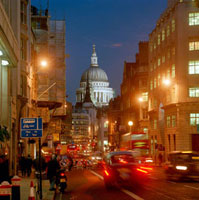G.B. ENGLAND. London. The City of London Project.