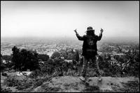 丘の上の少年