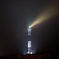 夜の灯台 02265040827| 写真素材・ストックフォト・画像・イラスト素材|アマナイメージズ