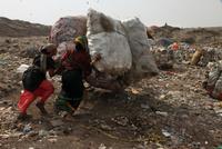 ゴミ廃棄場